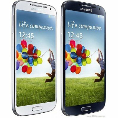 New in Box Samsung Galaxy S4 GT-I9505 16GB 4G (Unlocked) Smartphone ALL COLORS