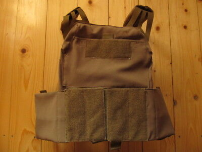 Tasmanian Tiger Plate Carrier Lp Coyote