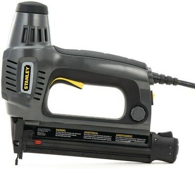 1 Inch Electric Brad Nailer Gun Nail Adjustable Power Hand Tool Heavy Duty New