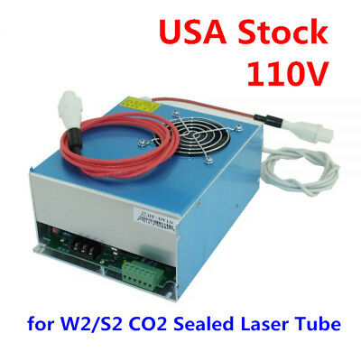USA Stock! Reci DY10 Power Supply for W2 / S2 CO2 Sealed Laser Tube, 110V, OEM