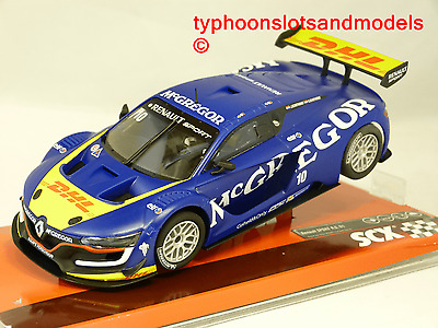 A10210 SCX/Scalextric Renault Sport R.S.01 - McGregor - New & Boxed - A10210