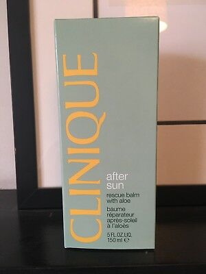 Clinique After Sun Rescue Balm with Aloe 150 ml, New + Boxed
