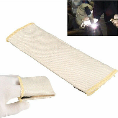 Welding TIG Finger Gloves Protection Shield Heat Guard Gear Heat Weld Monger