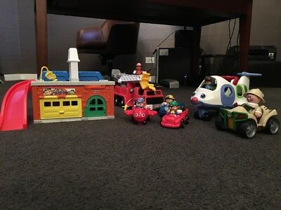 Little People Toy Collection + 1 Tolo car
