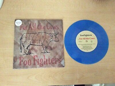 Foo Fighters For All The Cows Coloured Vinyl Single