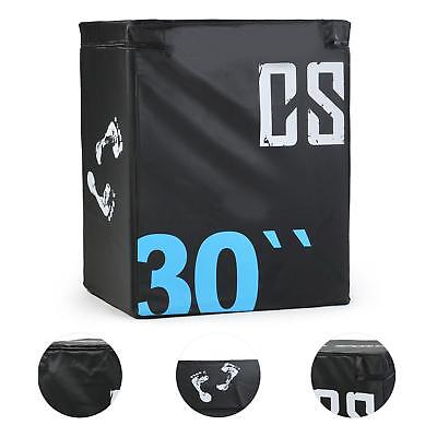 """Jump Box Cross Functional Core Training Fit Sprung Kraft Fitness 30"""" Home Gym"""