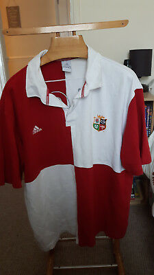 British Lions  10  Rugby Union Shirt 2Xl