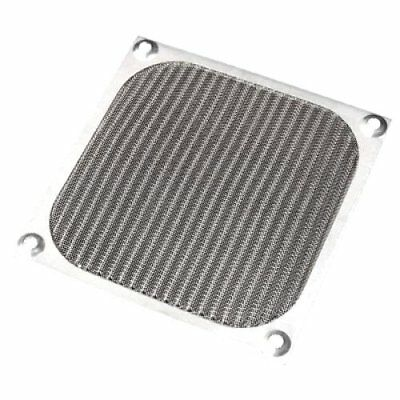 Aluminum Filter Dust Guard 12cm 120mm for PC Case Fan PK T6W4
