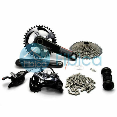 New SRAM XX1 1x11-speed Carbon Mountain Type 2 Groupset Group Trigger