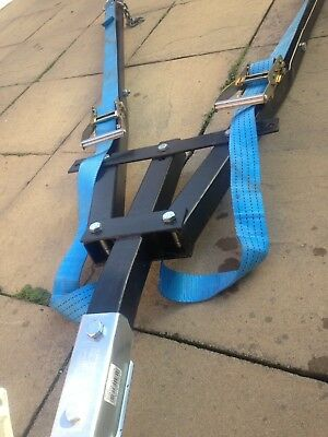 Car Recovery A Frame Towing Dolly