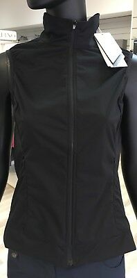 Cross Sportswear Golf Wind Weste, wind protection ,soft shell STATT 109€ Gr.M