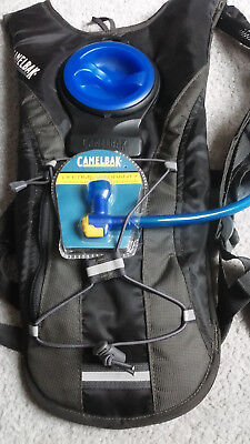camelbak hydrobak. never used.mouth piece still sealed. great for mtb.