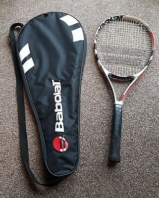 Babolat Tennis Racket Racquet Front Power 265g 680cm2 Equil 335mm