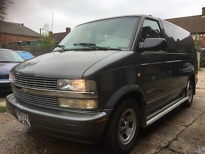 Chevrolet Astro 4.3 V6 Lpg,mot,camper,campervan,escalade,conversion.gmc,day Van