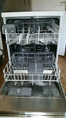 Bosch  CLASSIXX Dishwasher Full Size White Freestanding