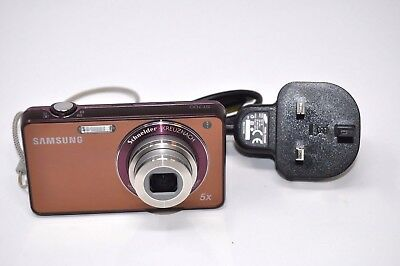 Samsung ST700 Digital Camera -(16MP)1.8 inch Front 3 inch Rear Touch LCD-Used