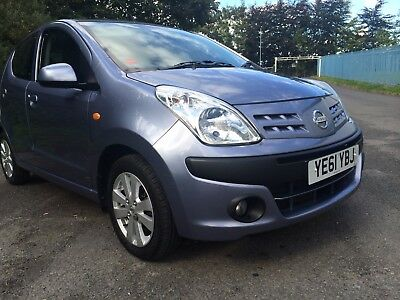 2011 61 Nissan Pixo*1 Doctor Owner*low Mileage*history*looks+Drives Superb*
