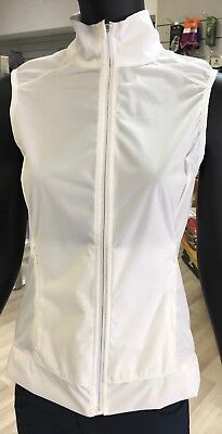 Cross Sportswear Golf Wind Weste, wind protection ,soft shell STATT 109€ Gr.M ws