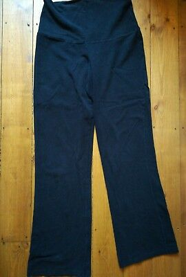 H&m medium joggers work out, gym, yoga maternity under over bump 12, 14, 16