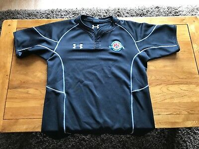 Player issue Ealing Trailfinders Under armour Training shirt
