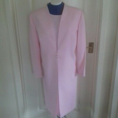 "Beautiful mother of the bride outfit size 18 in pink by  ""Condici"""