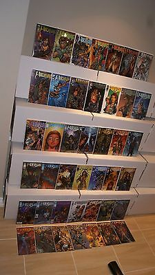 Witchblade #1-185 Complete Collection Vf-Nm + Annuals & Variants