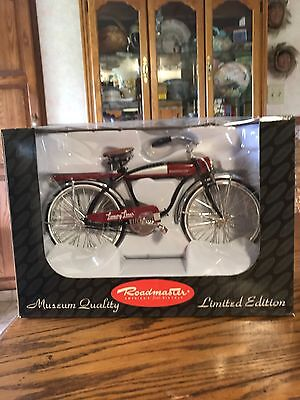 Roadmaster Bicycle 1:6 Scale Diecast Museum Quality Toy Replica Limited Edition