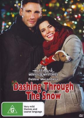 Dashing Through The Snow DVD R4 New!