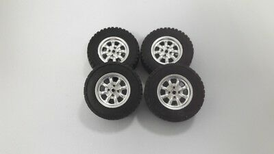 1:18 Scale  SMOOR / MINILITE 14INCH TUNING WHEELSET!!
