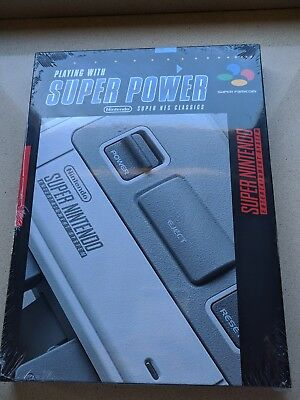 Playing With Power Super Nintendo
