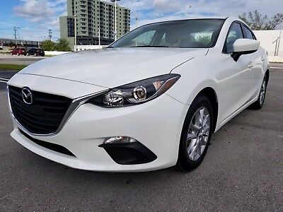 2016 Mazda Mazda3 SPORTS 2016 MAZDA 3 SPORTS GAS SAVER NO RESERVE AUCTION LOW MILES GREAT COLOR COMBO!!