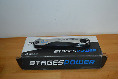 Shimano Dura ace 9000 stages power meter 175mm