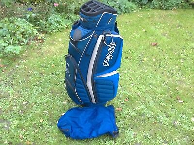 A Nice Ping Pioneer Trolley Bag In Very Good Condition