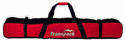 Snowboard BAG RED/Black 165 cm Single from TRANSPACK 8322-04