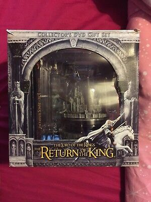 The Lord of the Rings Limited Edition Return of The King 5-Disc DVD Set