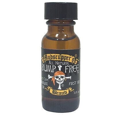 Help for Piercing Bumps  - Piercing Care - Mudscupper's BUMP FREE  .33oz