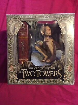The Lord of the Rings Limited Edition The Two Towers 5-Disc DVD Collectors Set