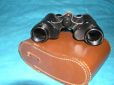 Dr Wohler Kassel 6X30 Special Binoculars ATCO Made IN US Zone Germany Fast Ship