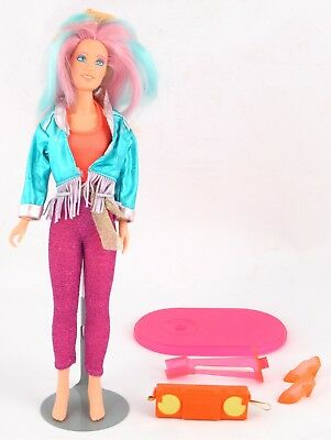 Hasbro Vintage JEM and the Holograms DANSE doll parts accessories 1987