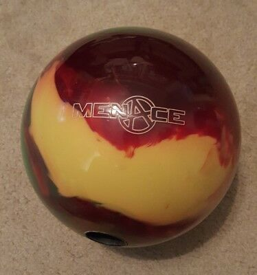 Roto Grip Menace Bowling Ball 15 lbs - Low Games