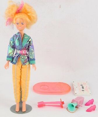 Hasbro Vintage JEM and the Holograms VIDEO doll parts accessories 1987