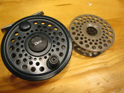 Orvis Rocky Mountain Fly Reel. #3/4 + Spare Spool. Very Good Condition. Keen £