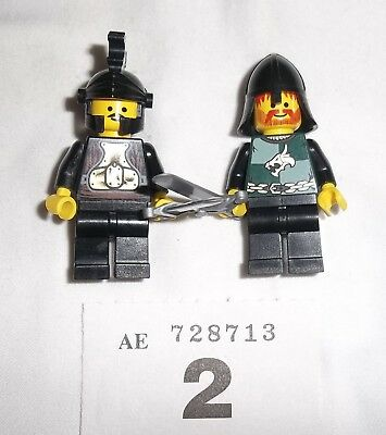 **lego Castle Knights Minifig Guards **#2