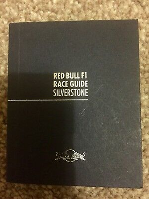 Red Bull Racing F1 Team Race/city Guide - Silverstone - 2009 British Grand Prix