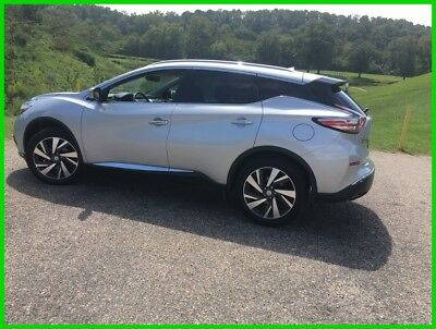 2015 Nissan Murano  2015 Used 3.5L V6 24V Automatic FWD SUV Moonroof Bose