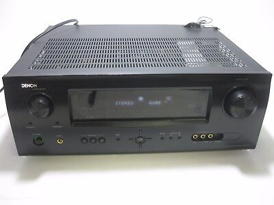 Denon AVR-1611 3D HDMI Home Theater Receiver