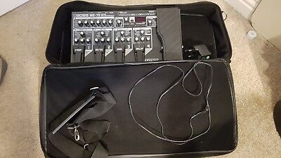 BOSS ME-70 Guitar Multi Effects pedal, excellent condition,power supply, gig bag