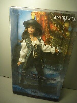 Barbie Collector Pink Label Pirates of the Caribbean Angelica