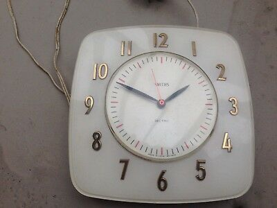 Barn Find House Clearance Old Vintage  Smiths London Clock