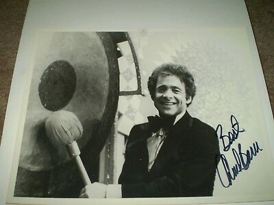 Chuck Barris Gong Show,VINTAGE  Dating Game SIGNED 8X10  AUTOGRAPHED  1970'S